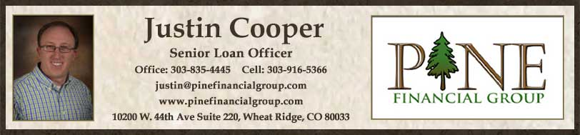 Justin Cooper - Pine Financial Group