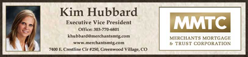 Kim Hubbard - Merchants Mortgage and Trust Corporation