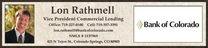 Lon Rathmell - Bank of Colorado