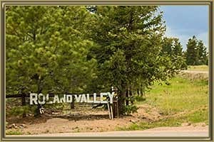 Homes For Sale in Roland Valley Bailey CO