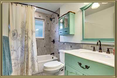 For Sale 2895 S Ingalls Way Denver CO Remodeled Bathroom