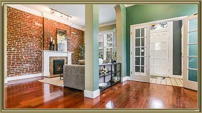 703 East 1st Ave Denver CO Living Room
