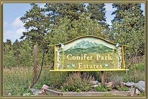 Homes For Sale in Conifer Park Estates Conifer CO