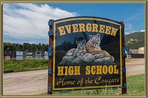 Homes Near Evergreen High School Evergreen CO