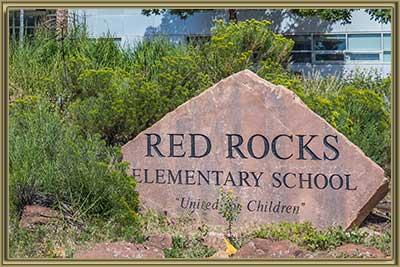 Red Rocks Elementary