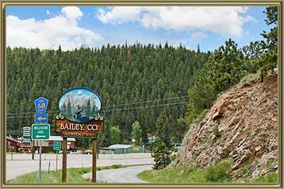 Schools in Bailey CO