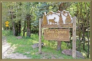Condos For Sale in Silver Spruce Village Evergreen CO
