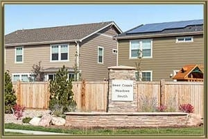 Homes For Sale in Bear Creek Meadows Morrison CO