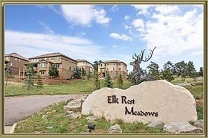 Homes For Sale in Elk Rest Meadows Evergreen CO