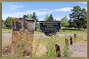 Homes For Sale in Evergreen Park Estates Evergreen CO