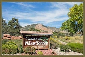 Townhomes For Sale in Dakotah at Willow Springs Morrison CO