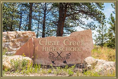 Clear Creek High