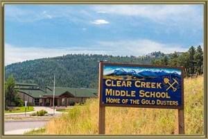 Homes Near Clear Creek Middle School