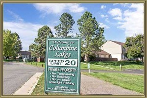 Townhomes For Sale in Columbine Lakes Littleton 80123 CO