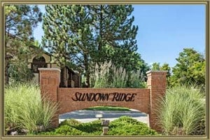 Townhomes For Sale in Sundown Ridge Littleton 80120 CO