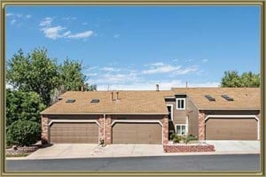Townhomes For Sale in Wolhurst Landing Littleton 80120 CO
