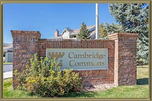 Condos For Sale in Cambridge Commons Littleton 80127 CO