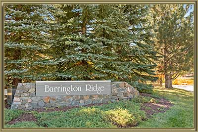 Homes For Sale in Barrington Ridge Ken Caryl Valley