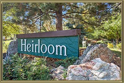 Homes For Sale in Heirloom Ken Caryl Valley
