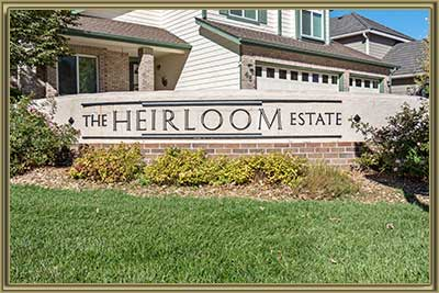 Homes For Sale in The Heirloom Estate Ken Caryl Valley