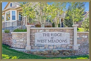 Townhomes For Sale in Ridge at West Meadows Littleton 80127 CO