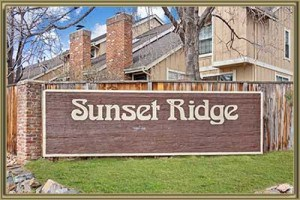 Townhomes For Sale in Sunset Ridge Littleton 80127 CO