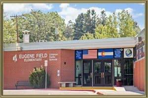 Homes Near Eugene Field Elementary School