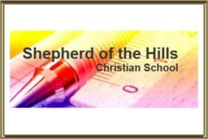 Homes Near Shepherd Of The Hills Christian Private School