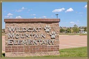 Homes Near Wildcat Mountain Public Elementary School