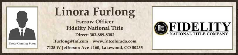 Linora Furlong - Title Rep
