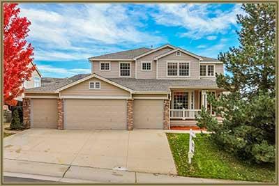Front of Home at 351 Mesa View Way