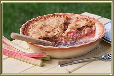 Pine's Rhubarb Festival