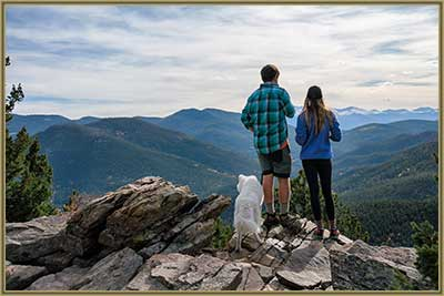 Best Hiking Trails near Evergreen Colorado