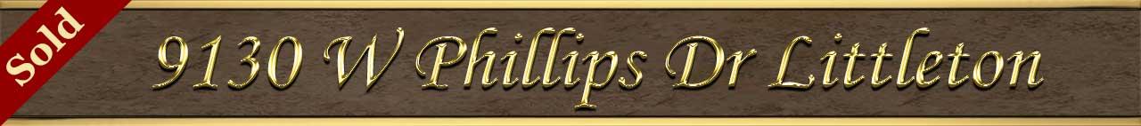 Sold Status for 9130 W Phillips Dr, Littleton, CO 80128