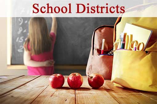 Colorado School Districts