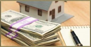 Down payments to buy a home