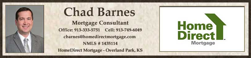 Chad Barnes- Mortgage Lender