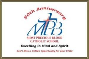 Most Precious Blood School