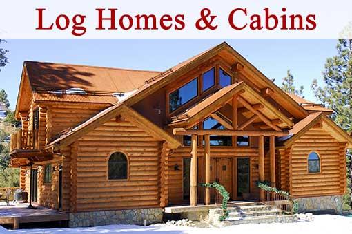 Colorado Log Homes & Cabins