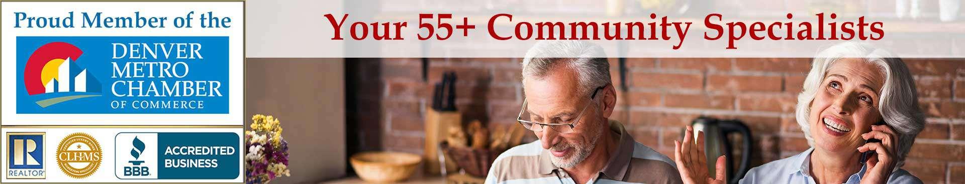 55+ Communities Chamber Banner