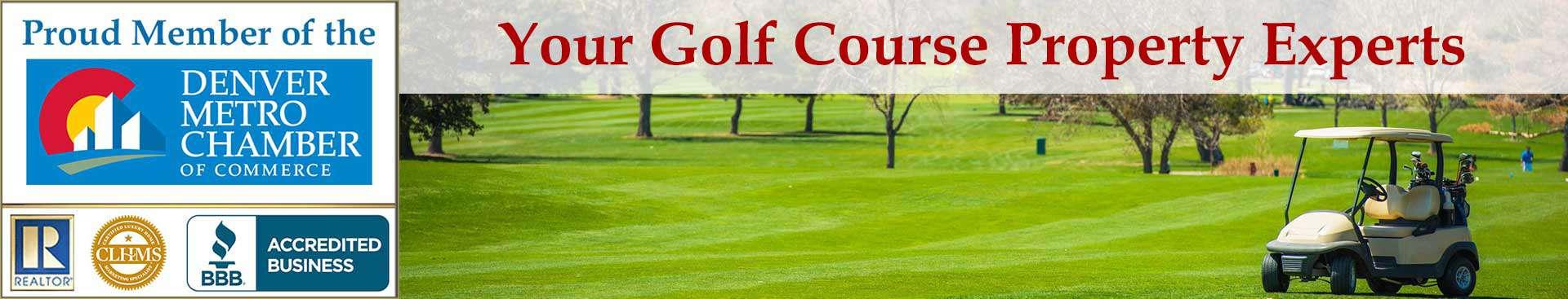 Golf Course Chamber Banner