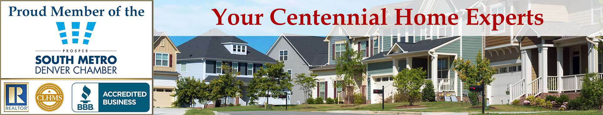 Centennial CO Organizational Banner
