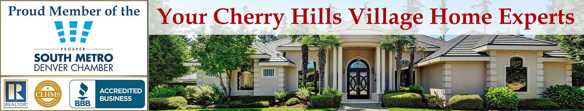 Cherry Hills Village CO Organizational Banner