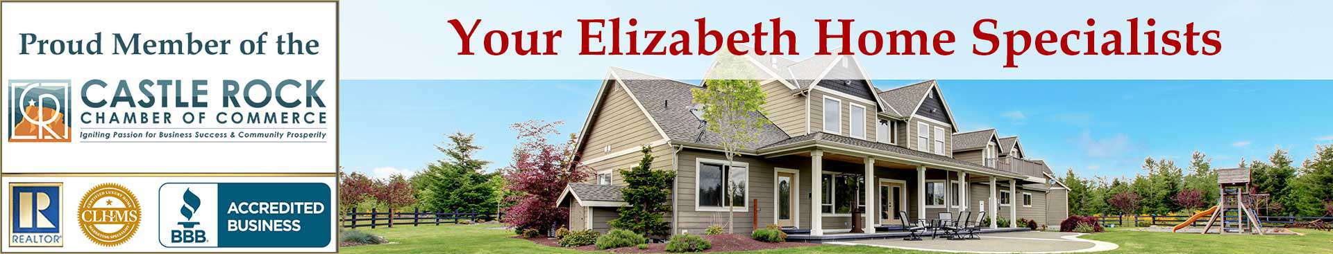 Elizabeth CO Organizational Banner