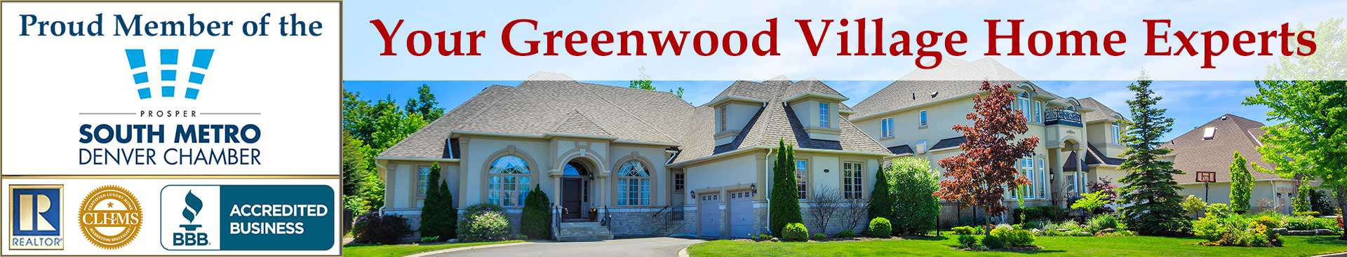 Greenwood Village CO Organizational Banner