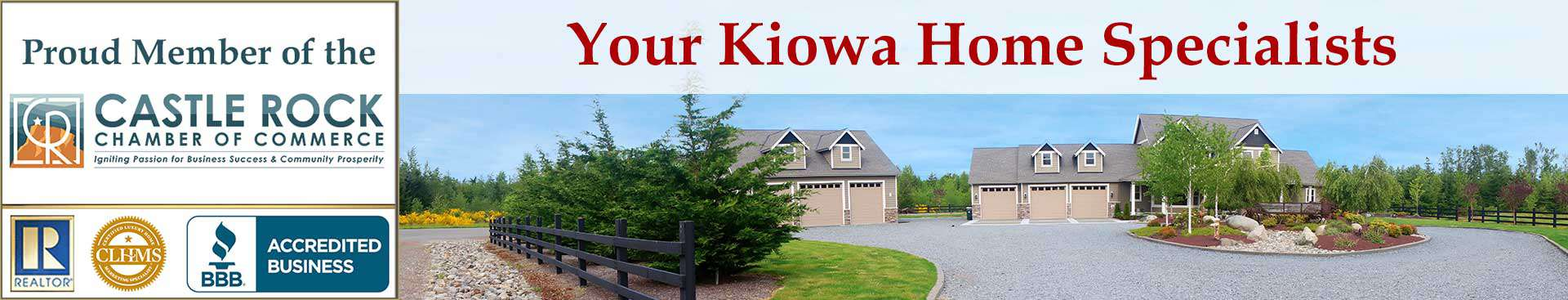 Kiowa CO Organizational Banner