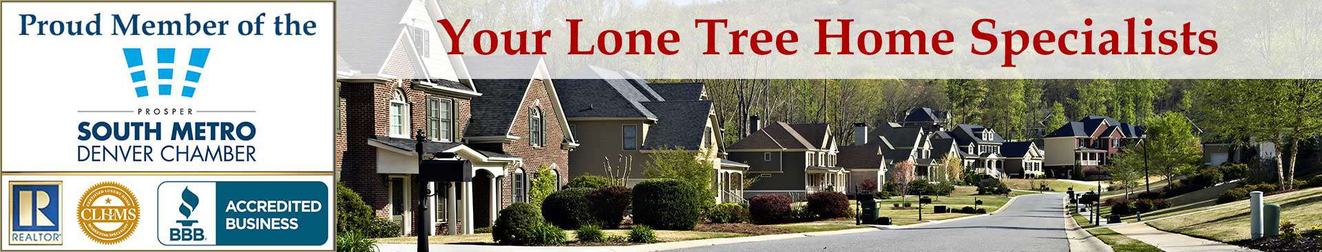 Lone Tree CO Organizational Banner