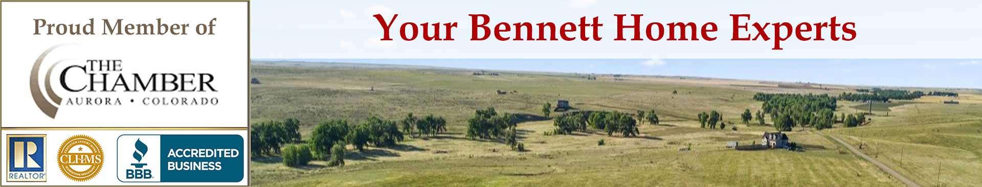 Bennett CO Organizational Banner