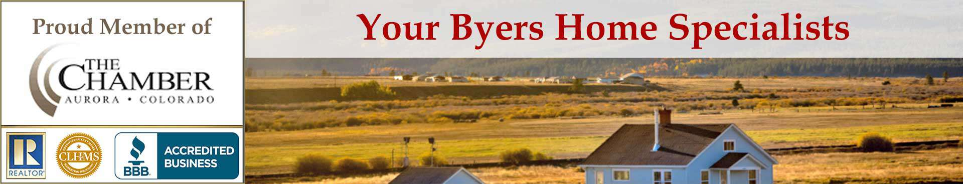 Byers CO Organizational Banner