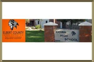 Kiowa High School